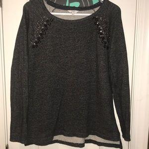 Crown & Ivy sweatershirt